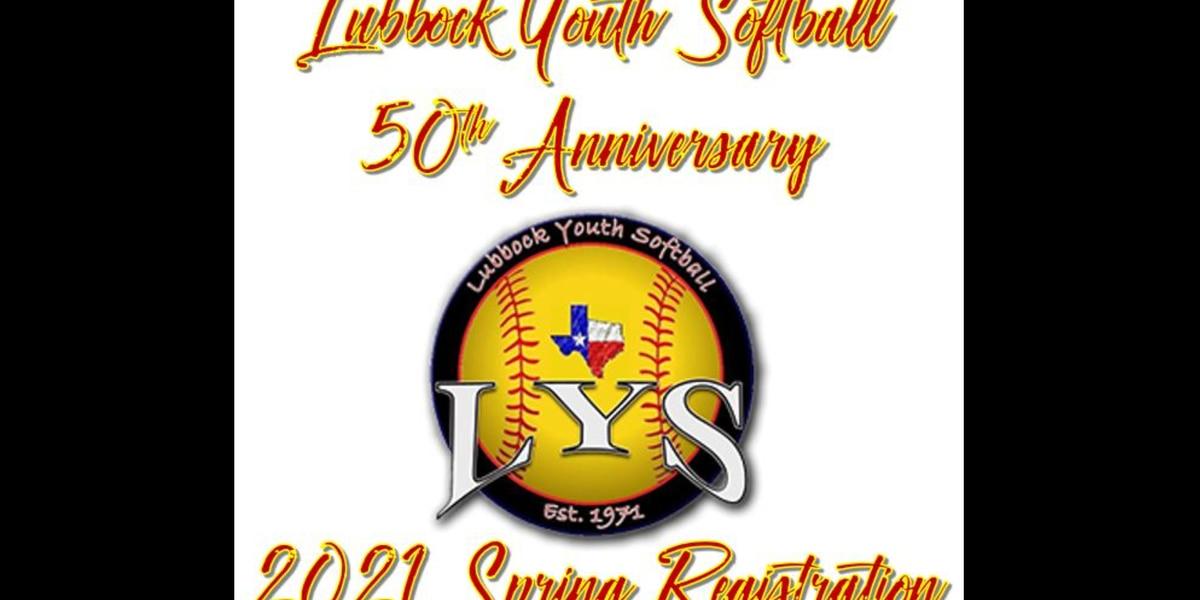Lubbock Youth Softball announces 50th anniversary season