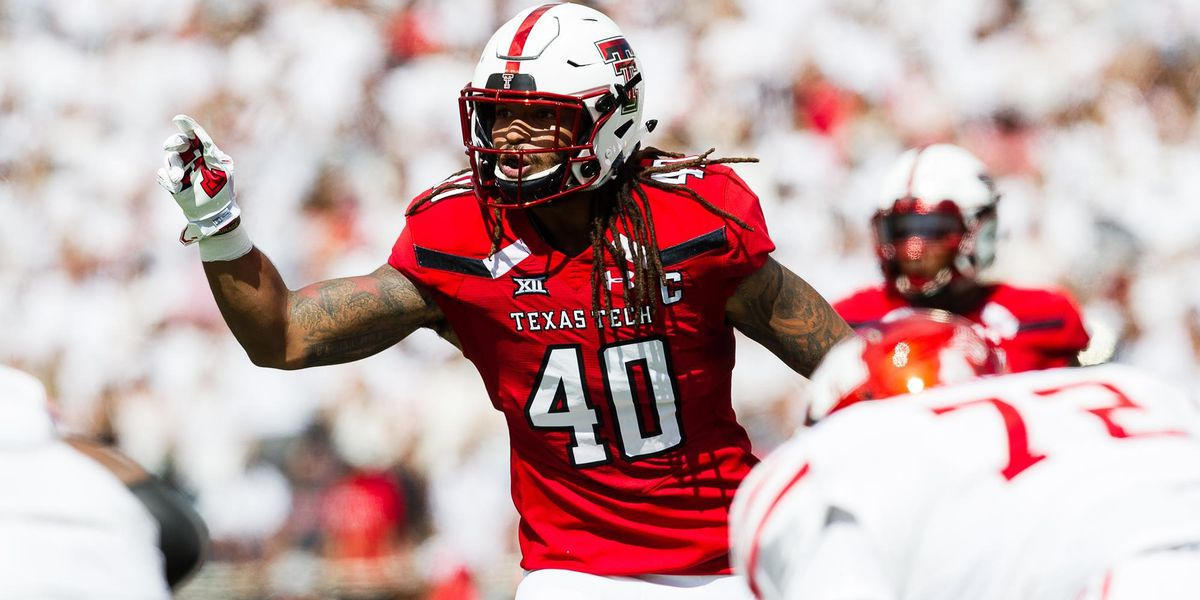 Dakota Allen drafted by Los Angeles Rams
