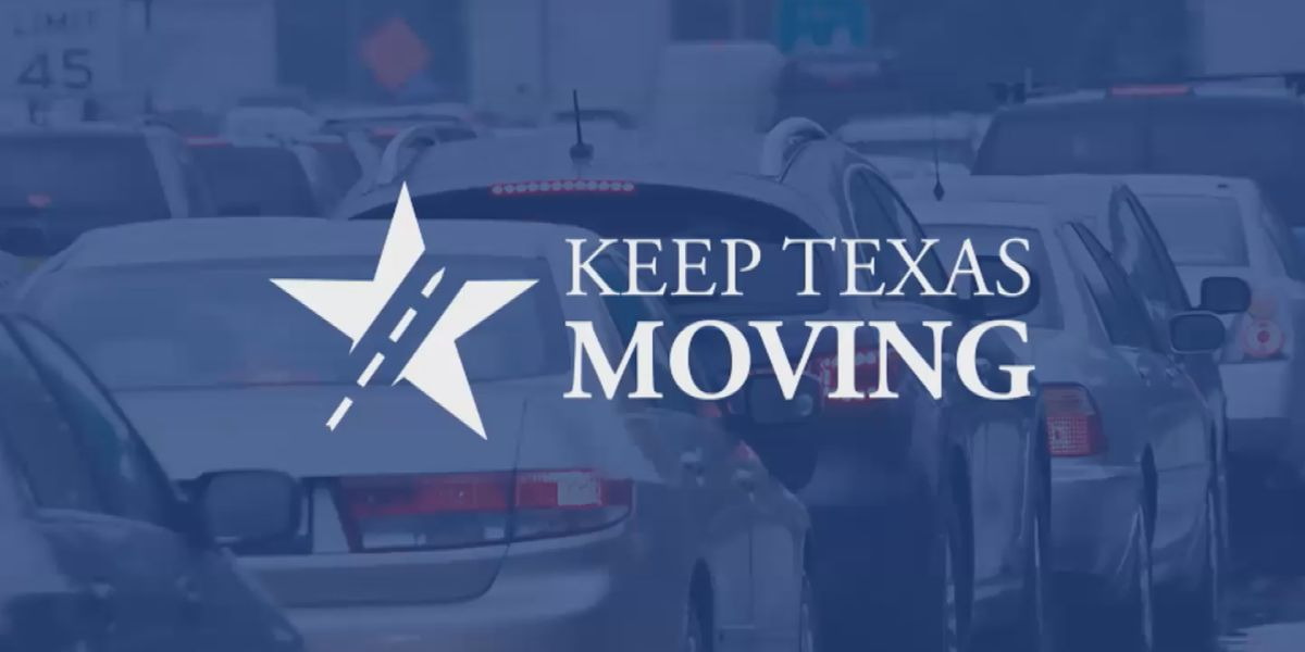 Keep Texas Moving working to raise private funds for Texas road maintenance