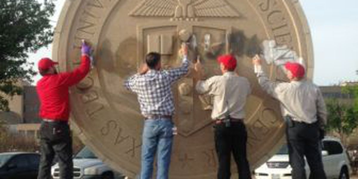 TTUHSC students to hold acceptance demonstration following seal vandalism