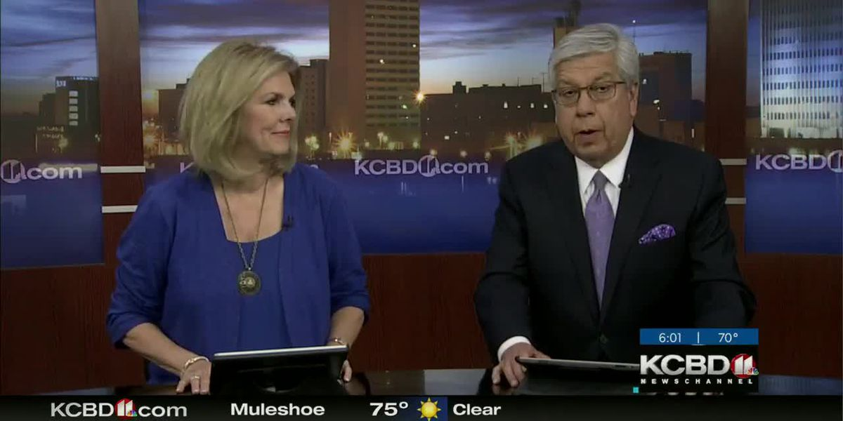 KCBD Evening Newscast 6 p.m. RDAG-Ford in court 10/02/2019