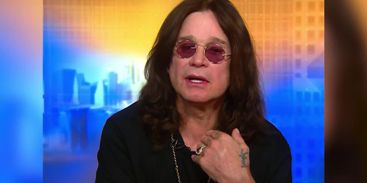 Hollywood Minute: Ozzy Osbourne goes public with Parkinson's diagnosis