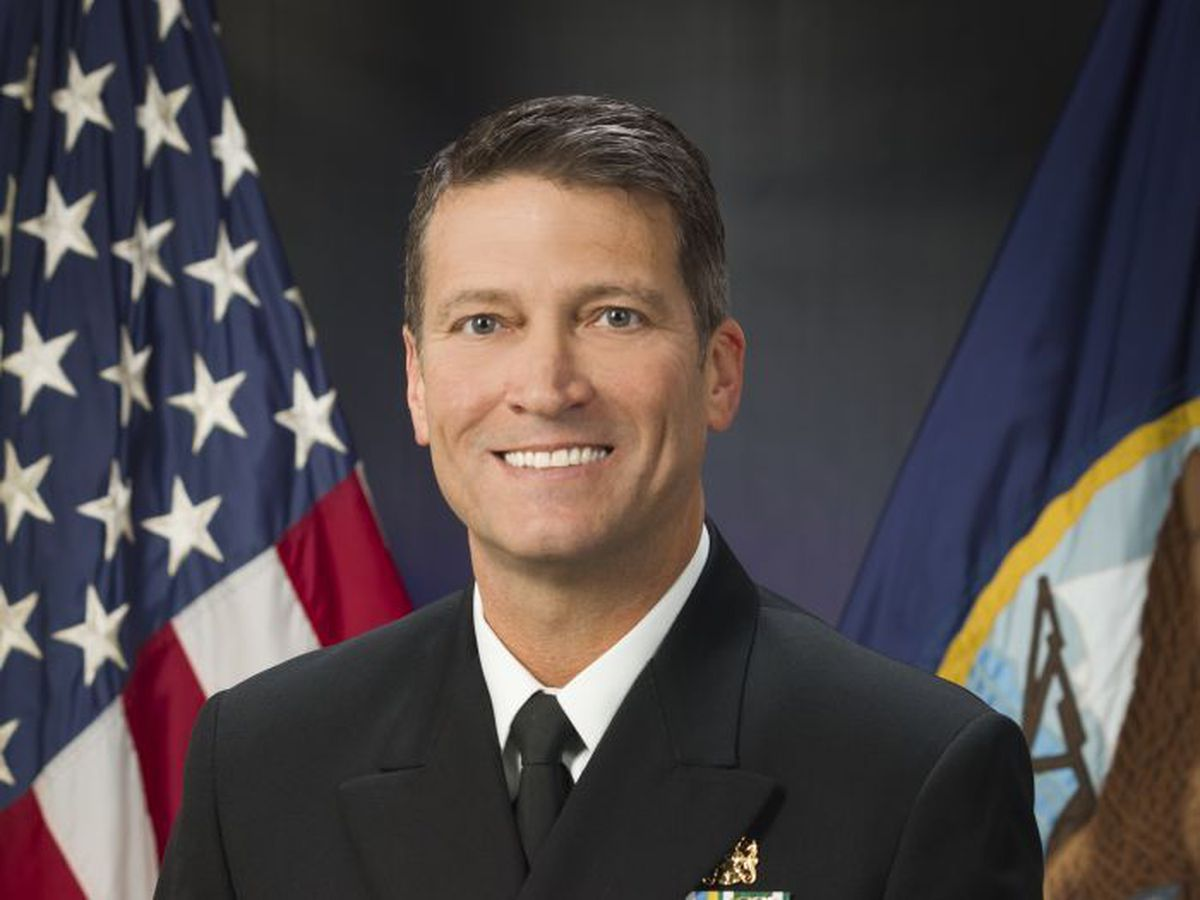 Levelland Native Ronny L. Jackson Becomes Chief Medical