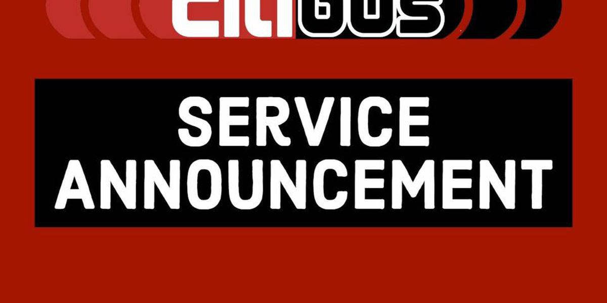 Citibus to begin charging customers for services again