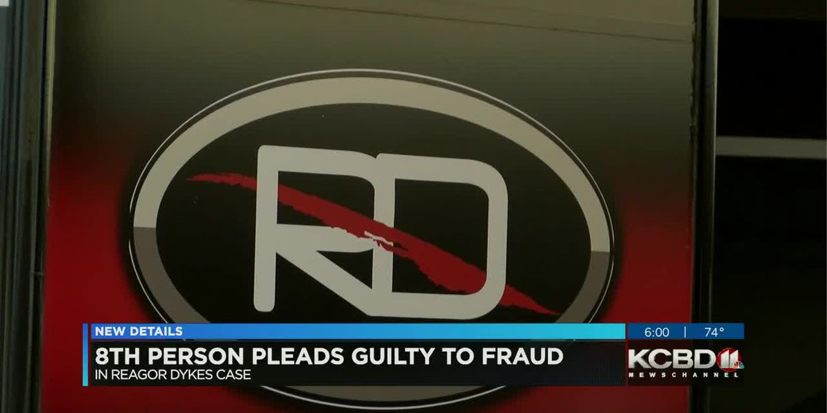 Reagor-Dykes: 8th person pleads guilty to fraud