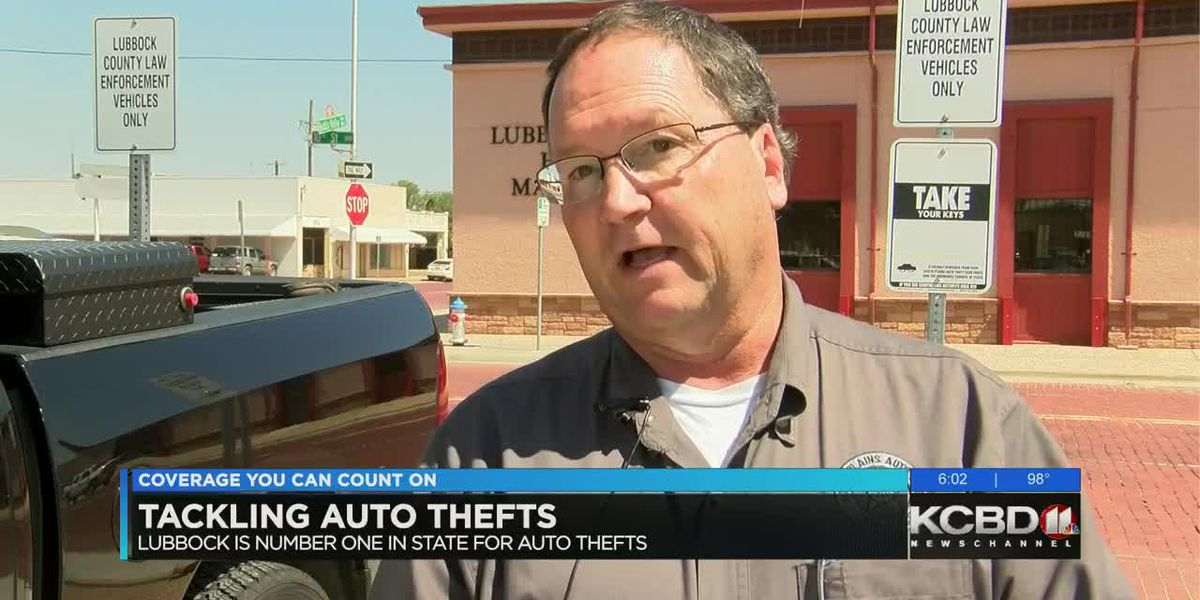 Tackling auto theft with VIN etching