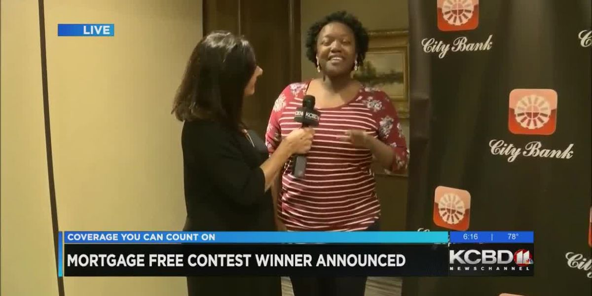 City Bank Mortgage Free contest winner announced