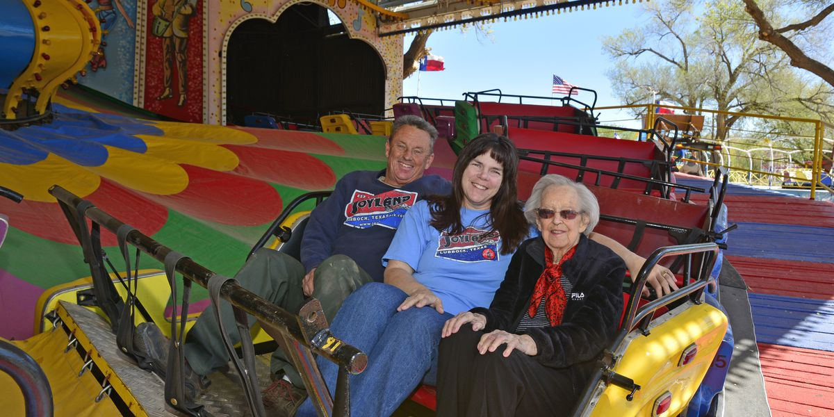 Joyland inviting South Plains to celebrate, as Katie Dean turns 100 years old