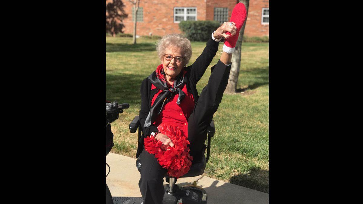 Former Texas Tech cheerleader shares fondest memories