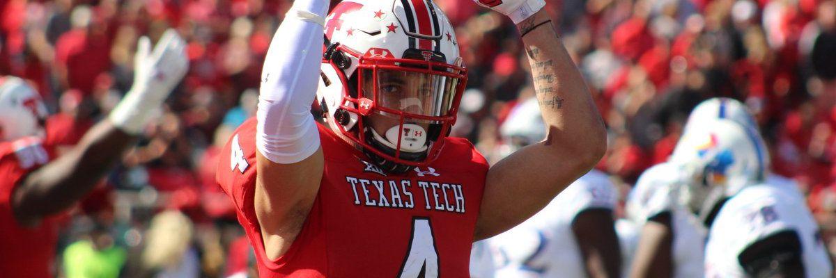 Bowman returns as Red Raiders top Kansas, 48-16