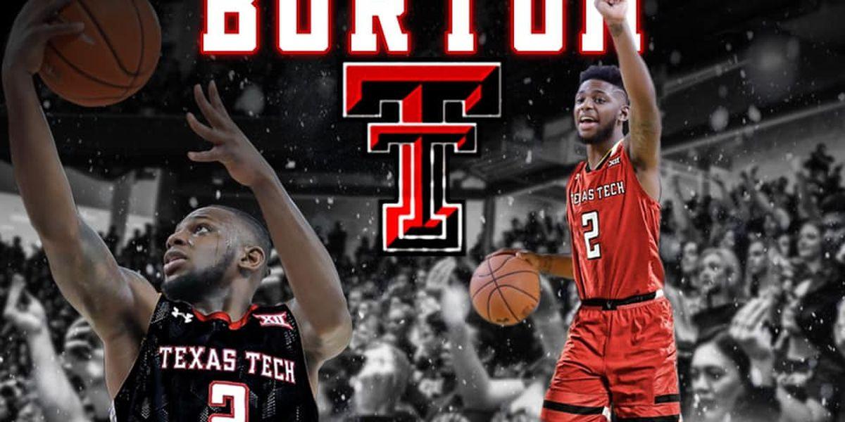 Wichita State guard Jamarius Burton commits to Texas Tech