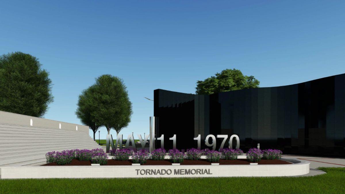 Survivor recalls lives, homes destroyed by May 1970 tornado