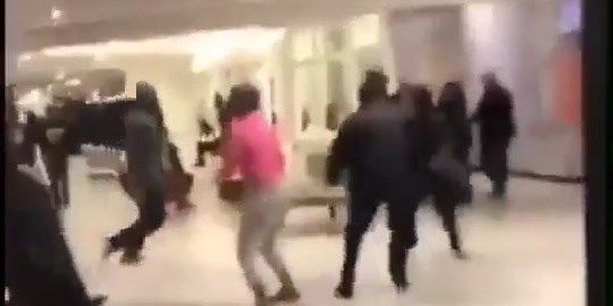 RAW VIDEO: Fight leads to shots fired at South Plains Mall