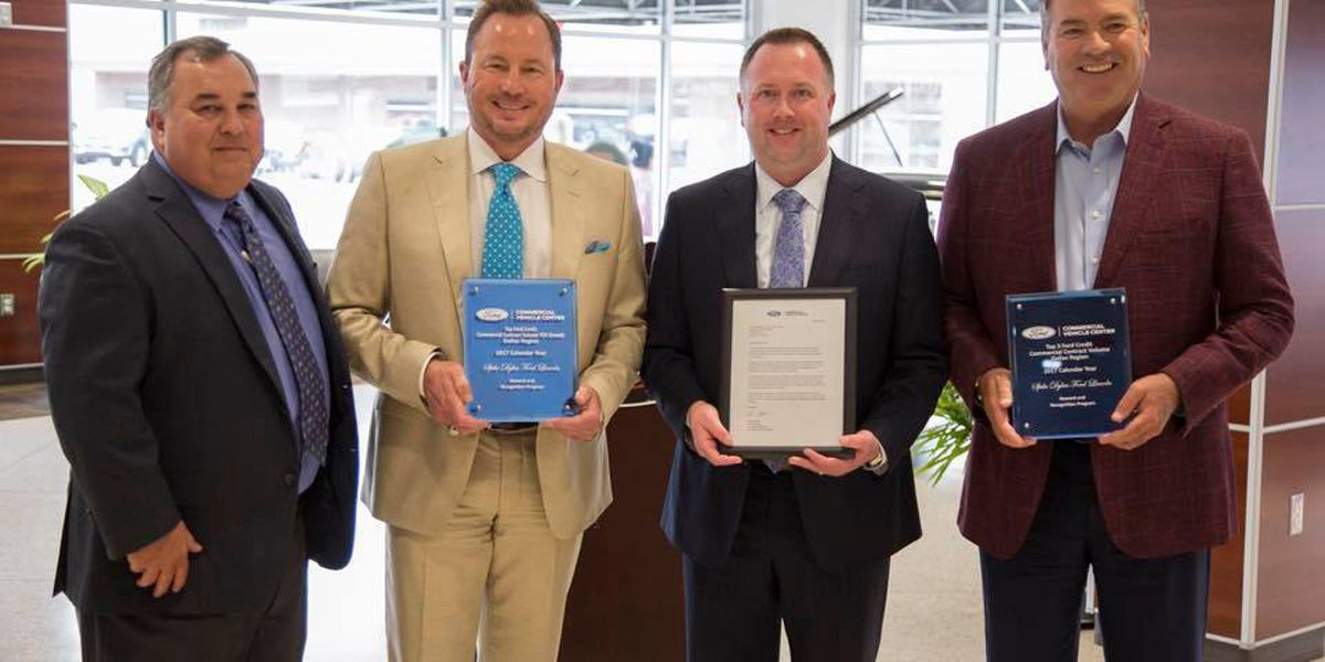 Spike-Dykes Ford receives national awards