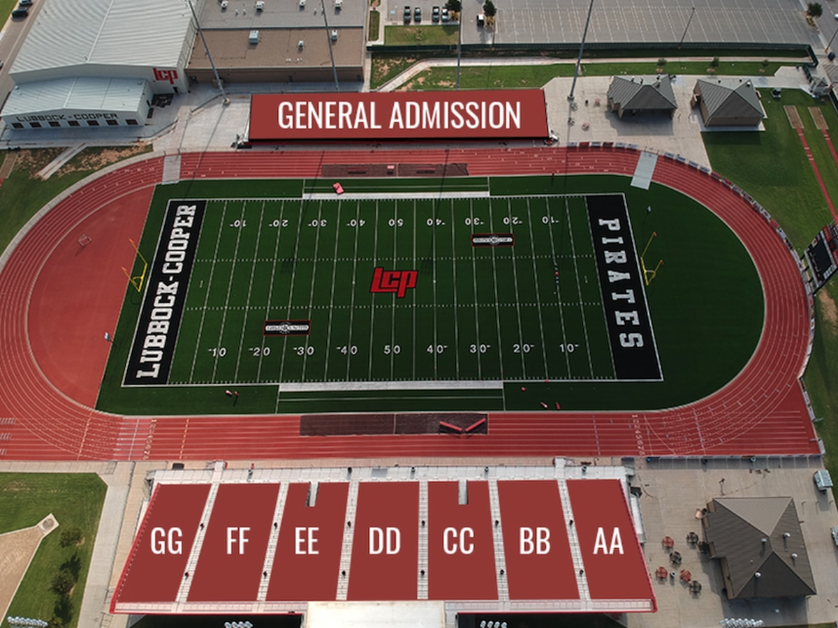 Lubbock Cooper ISD releases information ahead of first varsity football game