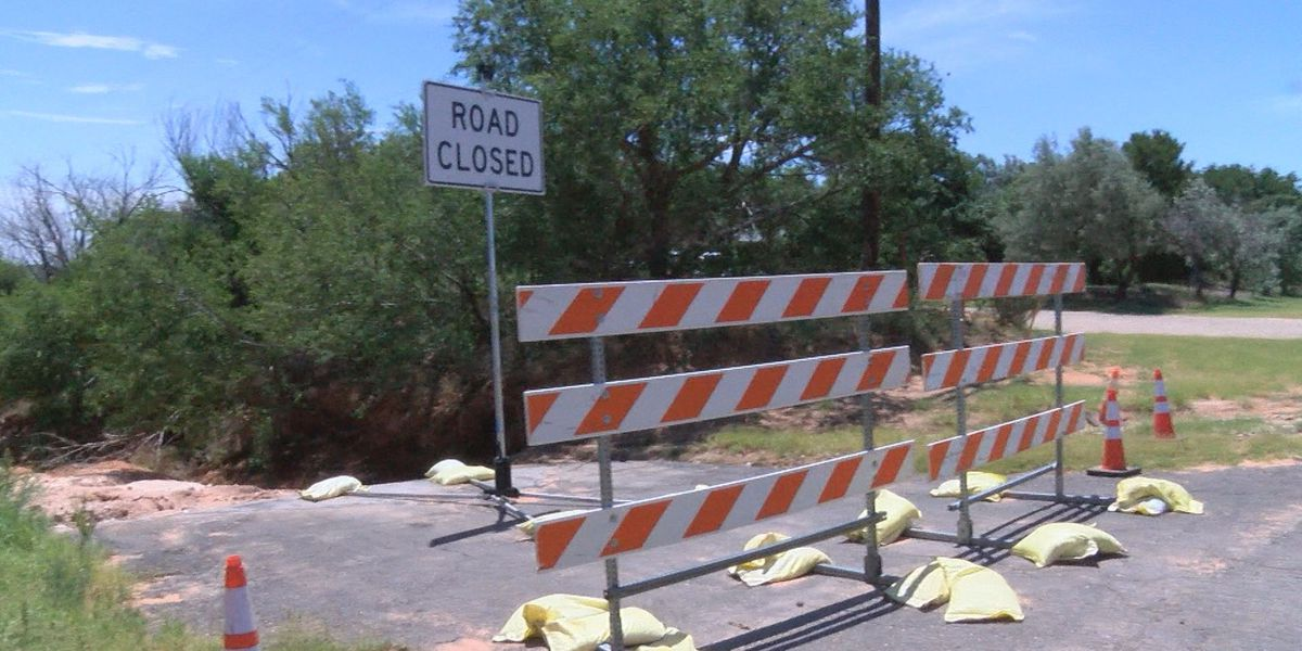 Lubbock County discusses county road damage following storms