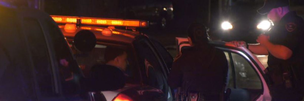 1 in custody after Saturday evening police chase