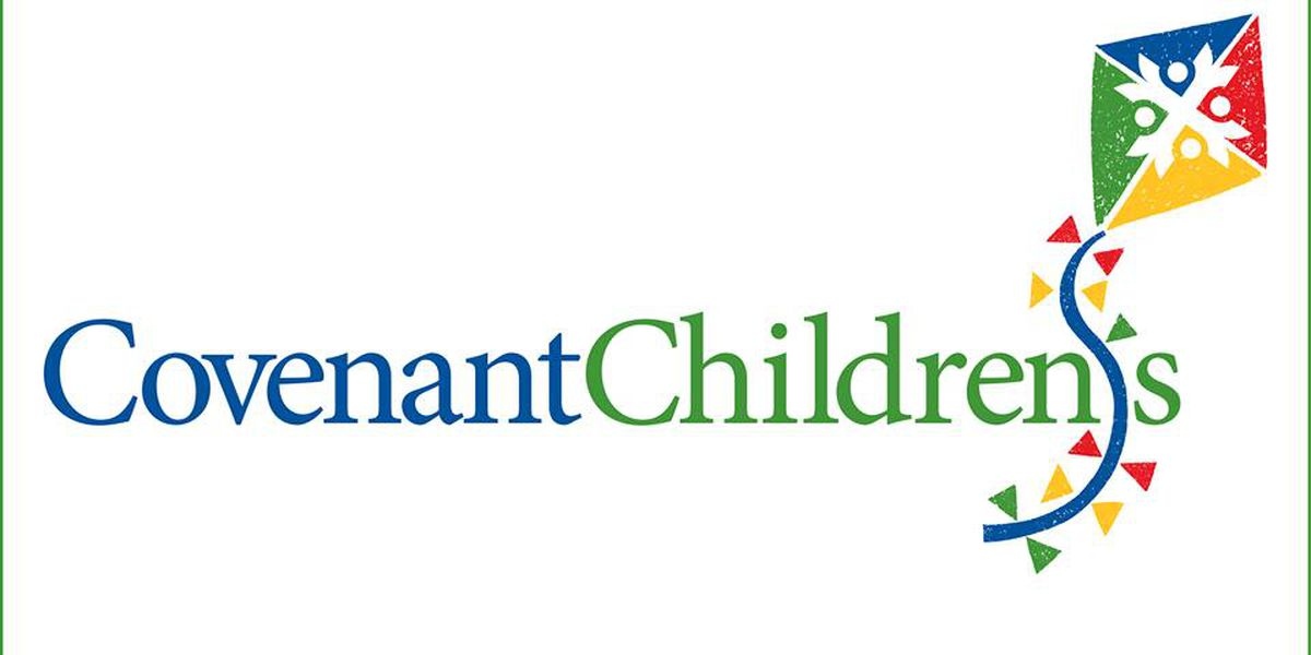 Covenant Children's receives $100,000 check from Racer Car Wash