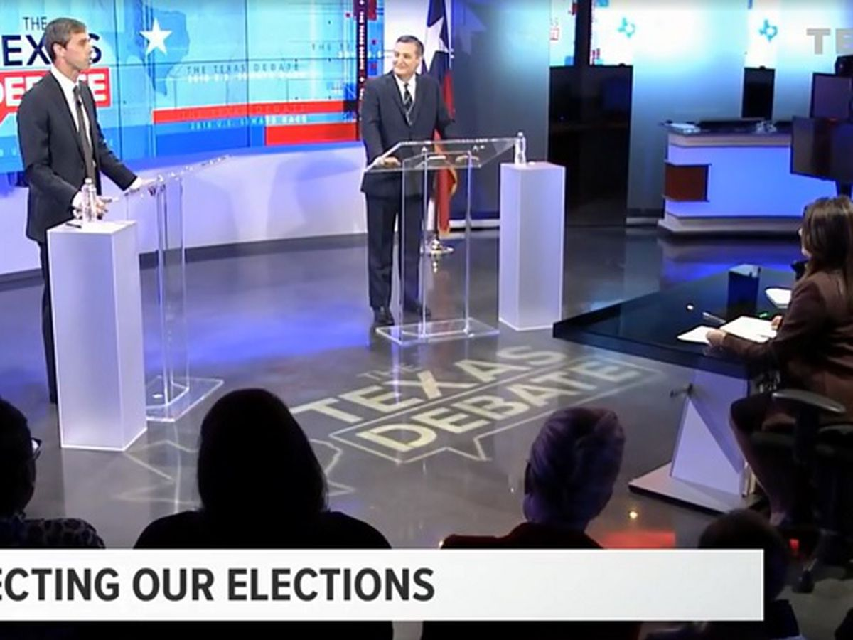 Fact checking second Cruz, O'Rourke debate