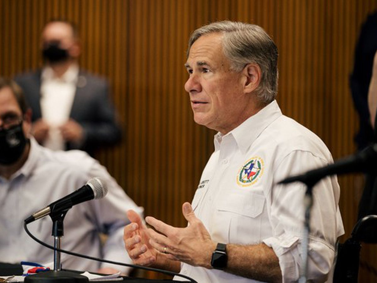 WATCH: Governor Abbott provides COVID-19 update in Texas Jan. 19 at 12 p.m.