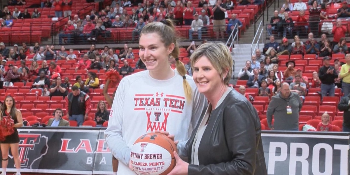 Brittany Brewer wins second-straight Big 12 Player of the Week award