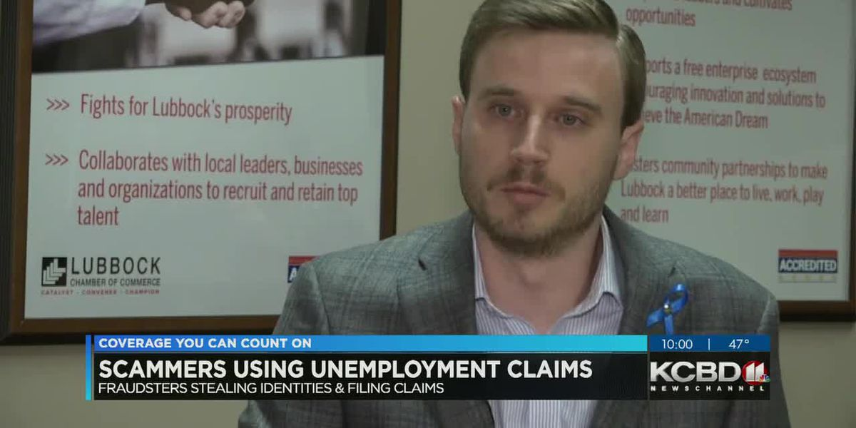 Scammers making money off fake unemployment claims