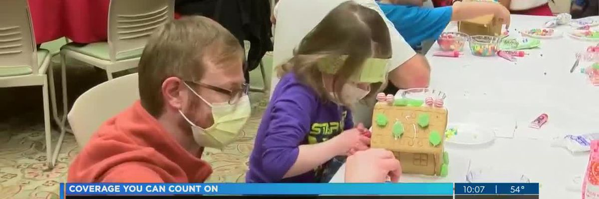 UMC hosts children's Christmas party for current, former cancer patients