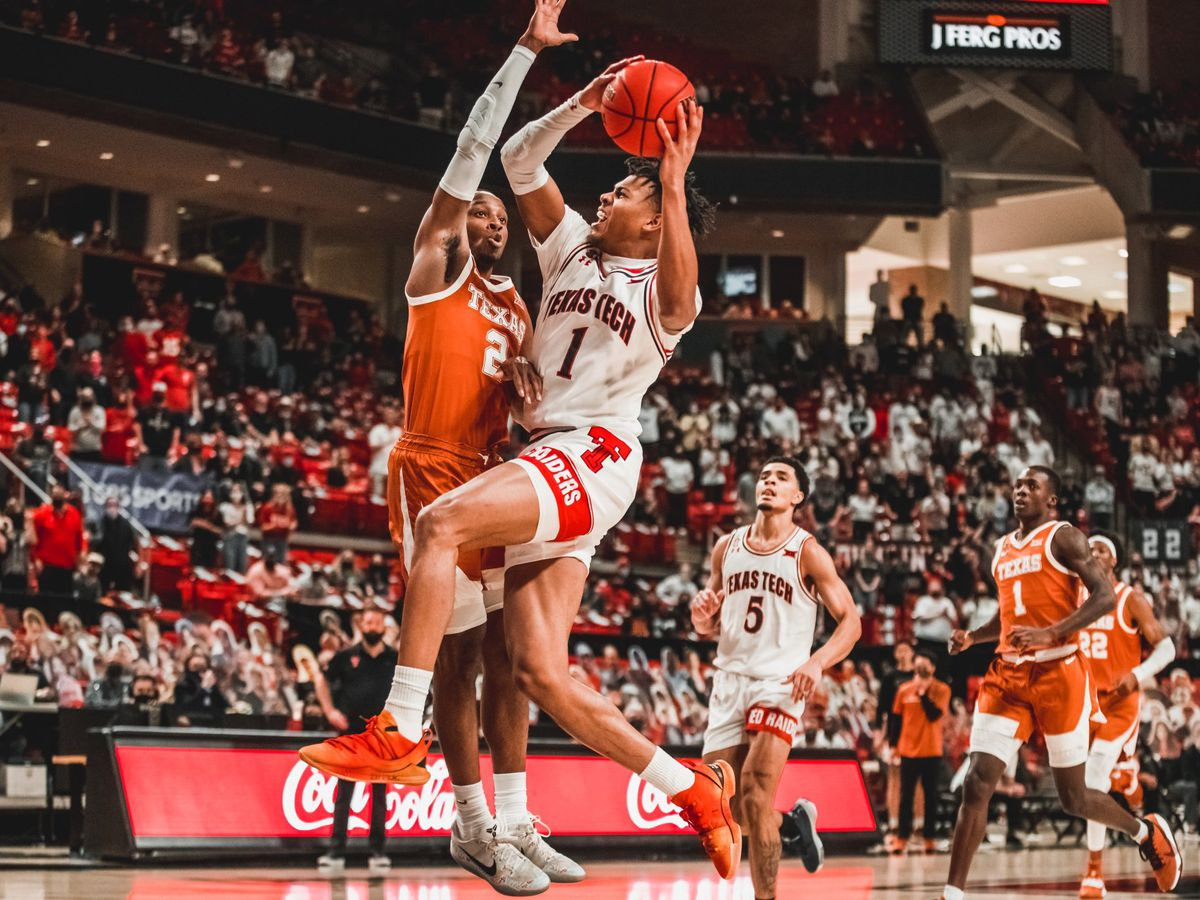 No. 18 Red Raiders edge No. 14 Longhorns