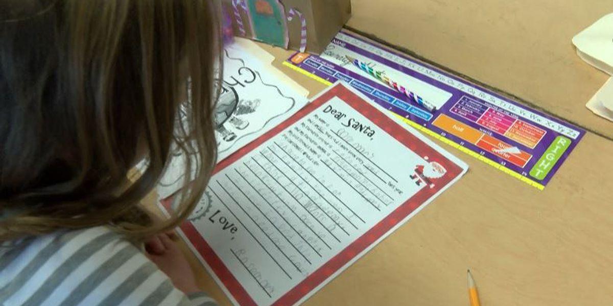 Ralls 2nd grader asks Santa for a house after storm destroys family's