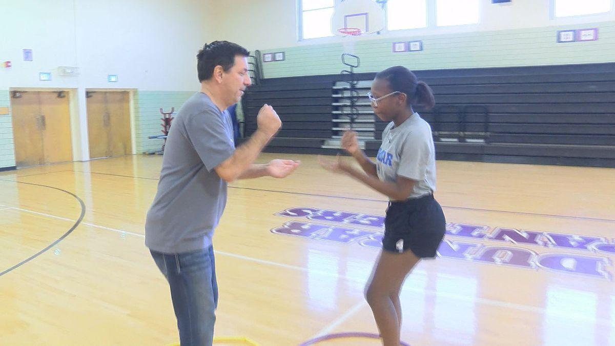 I Beat Pete: Hula Hoop Hop Rock Paper Scissors