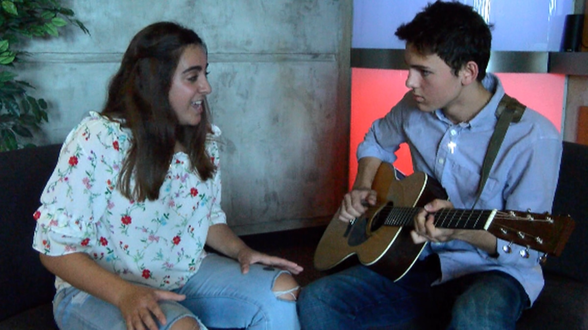 Teens create fundraiser, benefit concert at just 17 years old