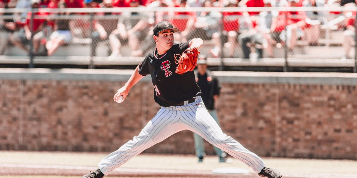 Red Raiders hold on to win Super Regional opener over Oklahoma State