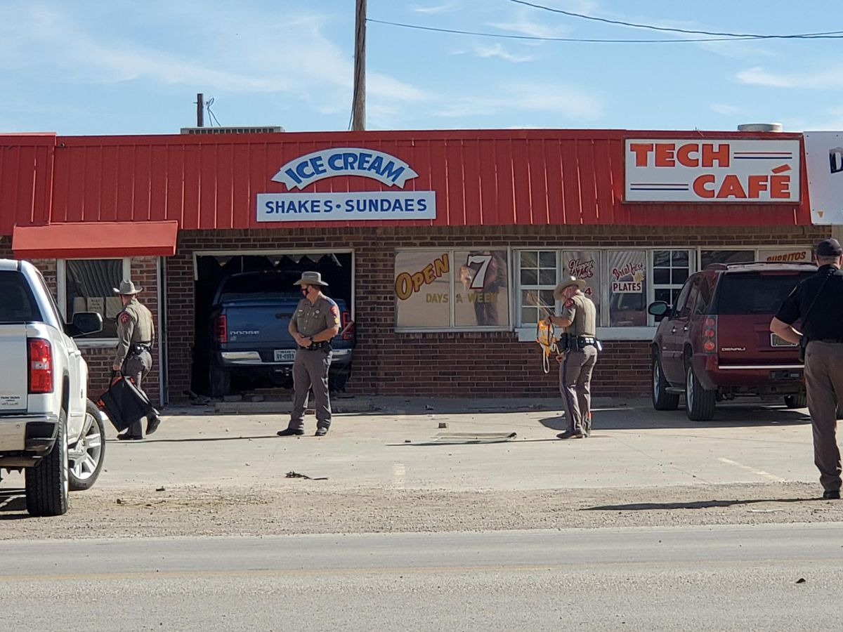 2 dead, multiple injuries reported after truck crashes through South Lubbock restaurant