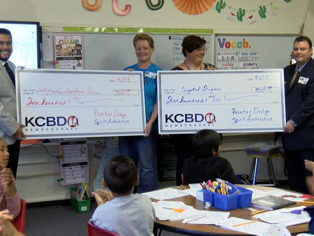 One Class At A Time: McWhorter Elementary School teacher Crystal Fuqua awarded $500