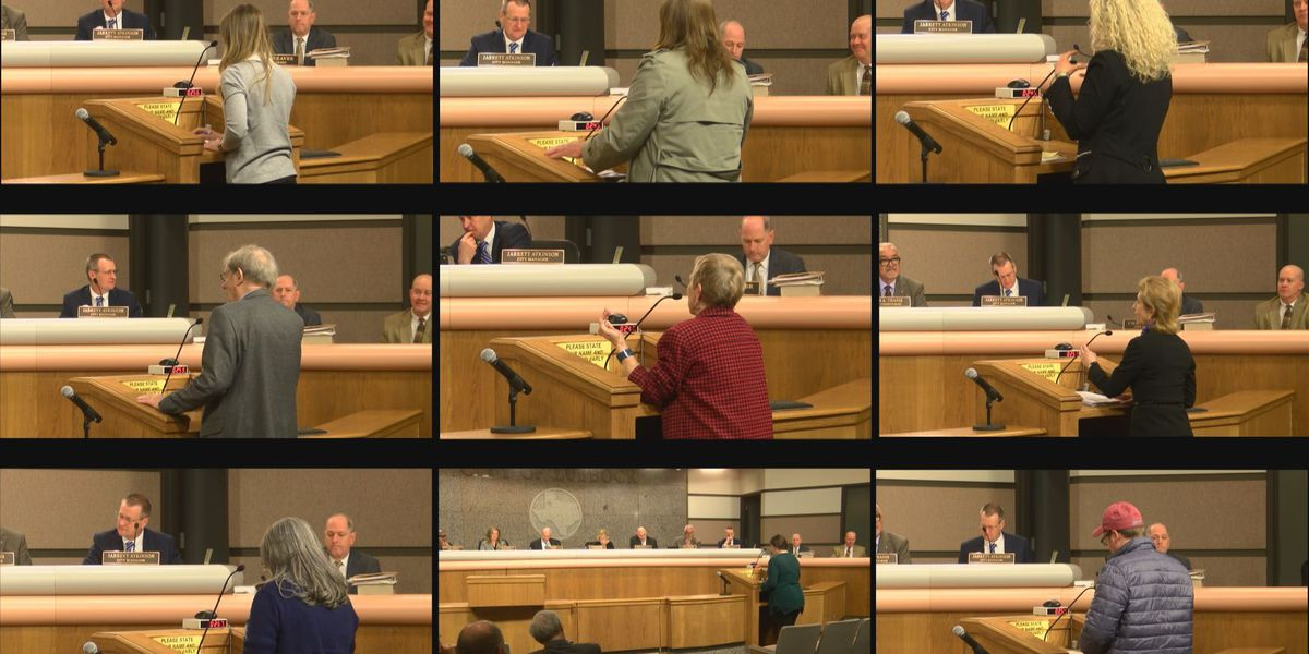 Lubbock City Council hears from citizens regarding animal shelter