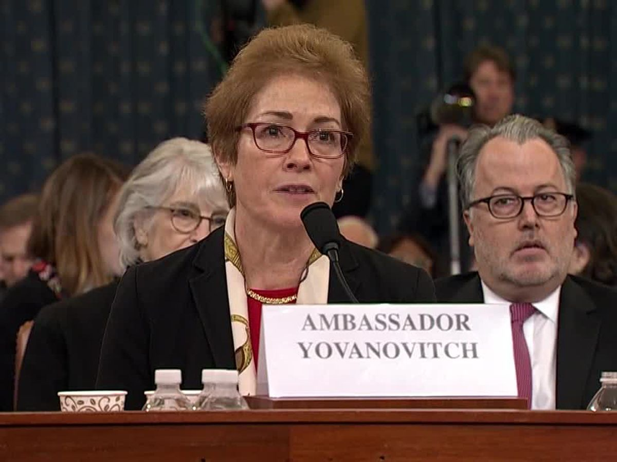 Impeachment hearings highlight immigrants' stories