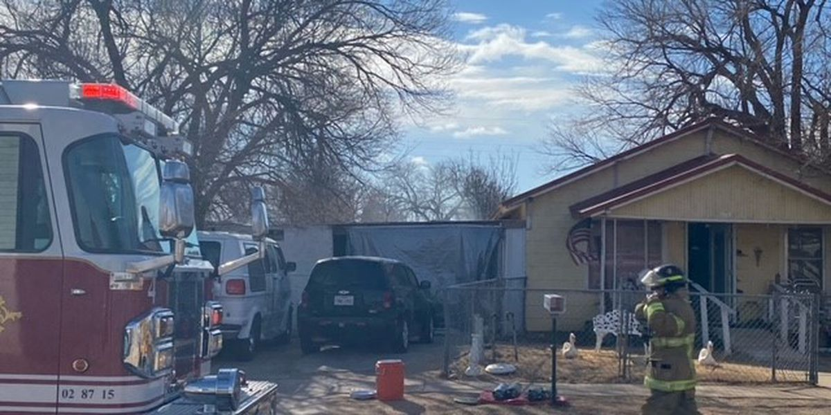 Fire Marshals investigating cause of north Lubbock fire