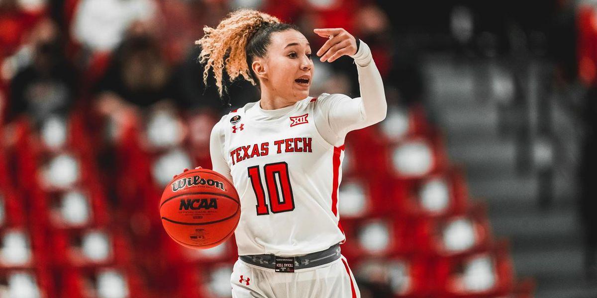 Lady Raiders upset No. 21 Texas