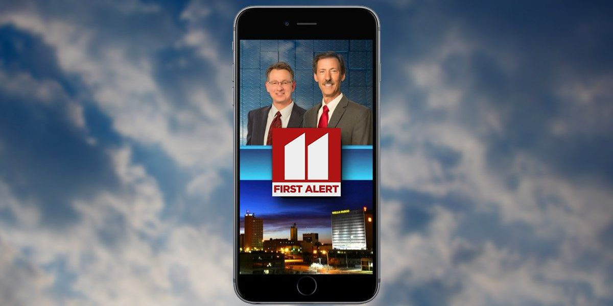 Download The KCBD Weather App