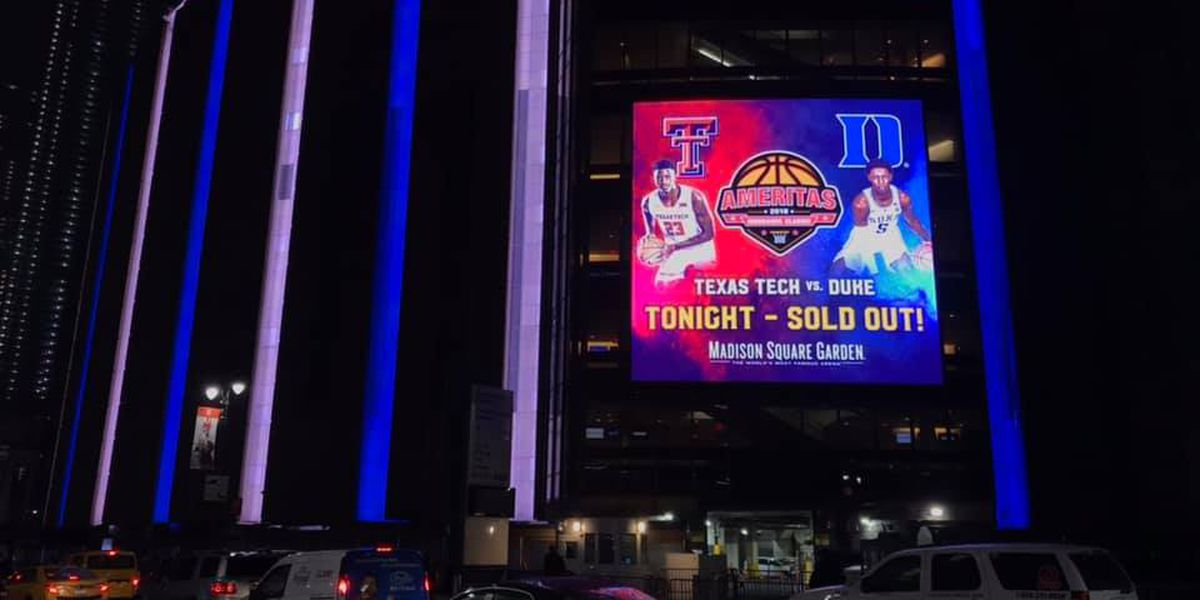#12 Red Raiders come up short against #2 Duke