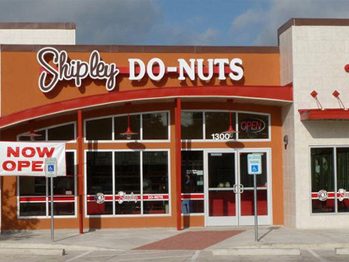 Shipley Do-Nuts coming to Lubbock