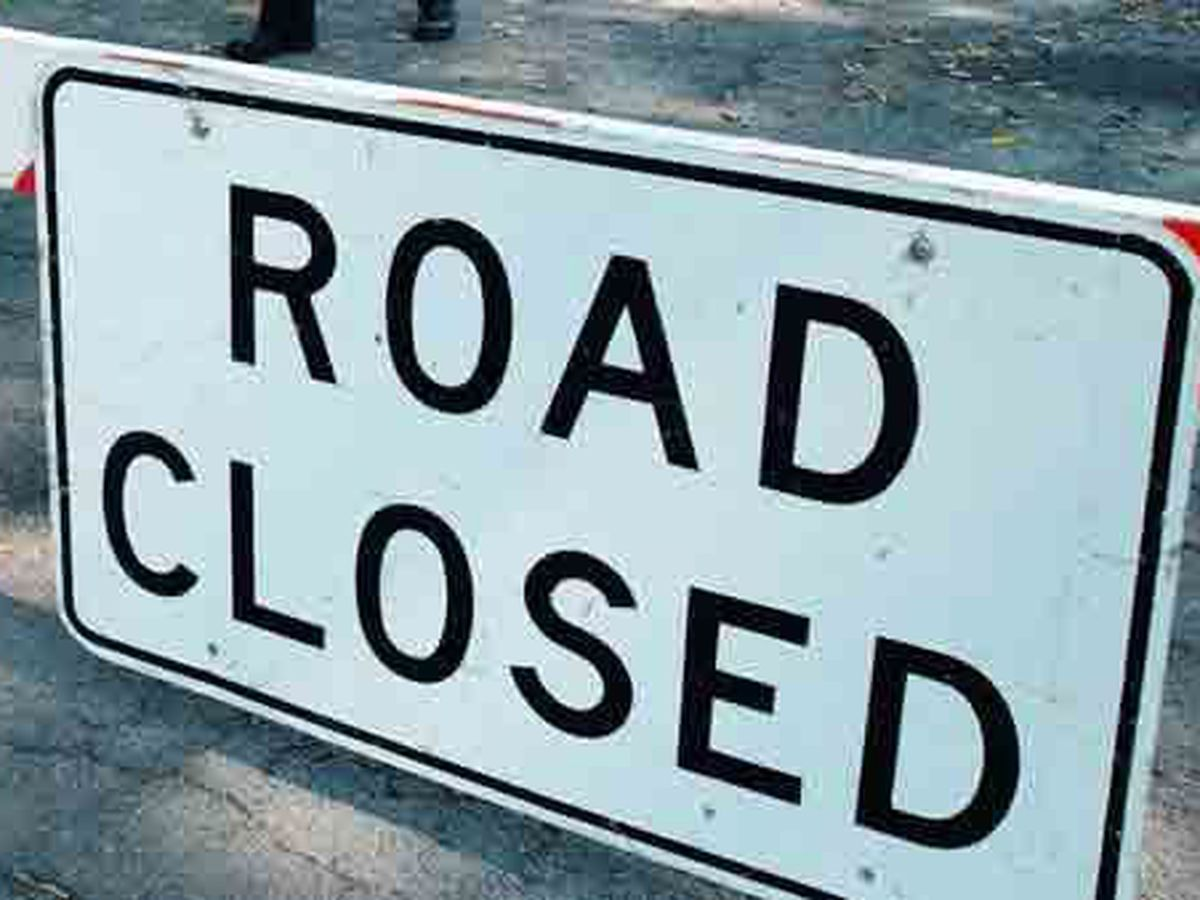 South Loop 289 flyover to northbound I-27 closed