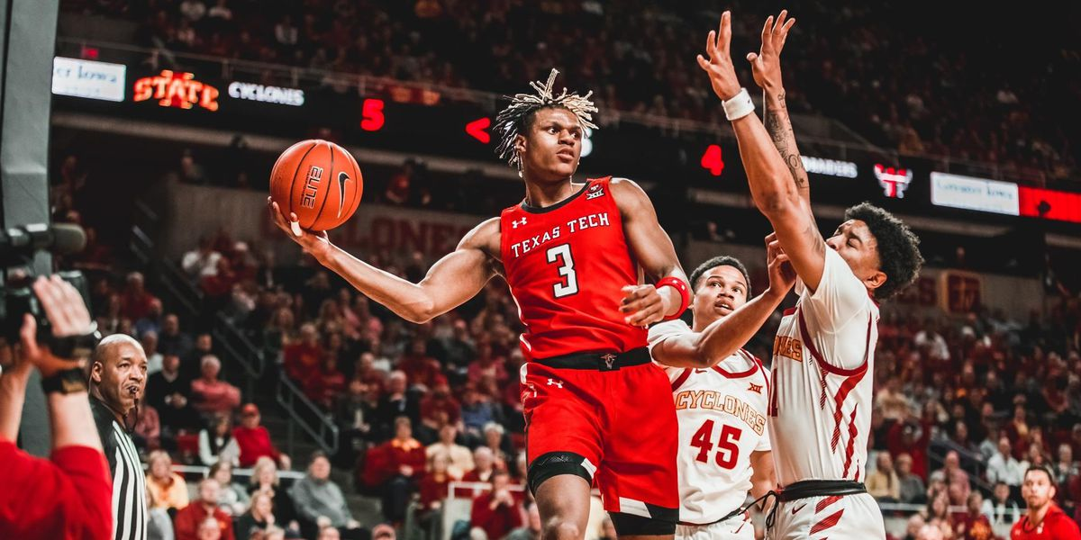 Red Raider Jahmi'us Ramsey selected in NBA Draft
