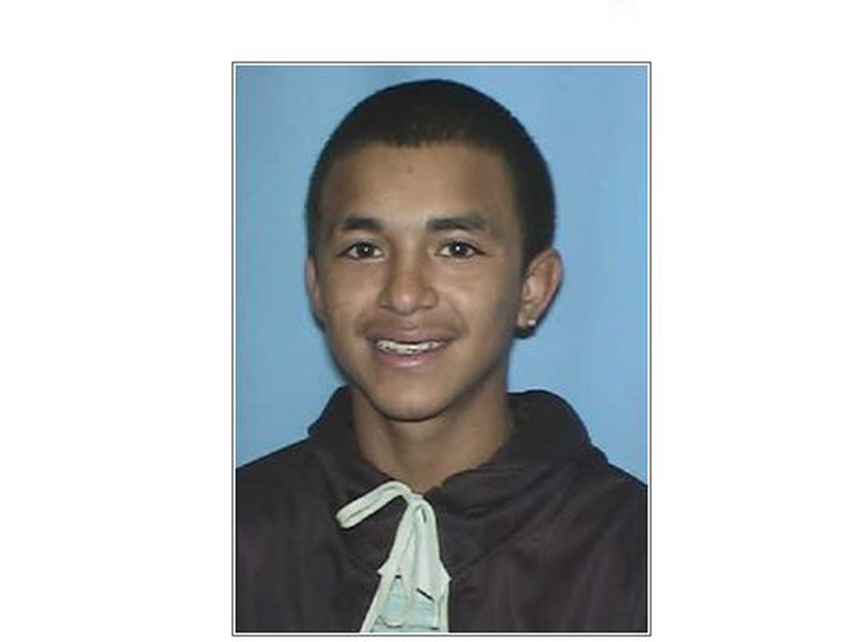 Police need public's help in finding 17-year-old Juan Manuel Pineda