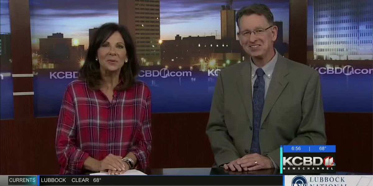 NewsStream - KCBD Daybreak Today.9.20