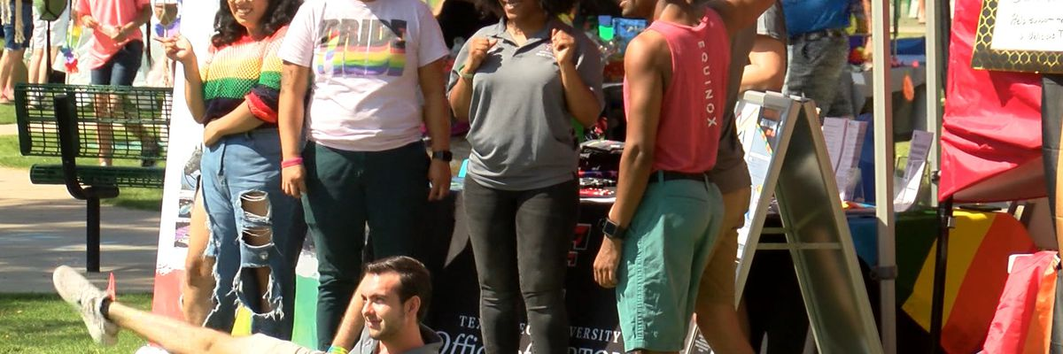 Lubbock showing its Pride at annual LGBTQIA festival