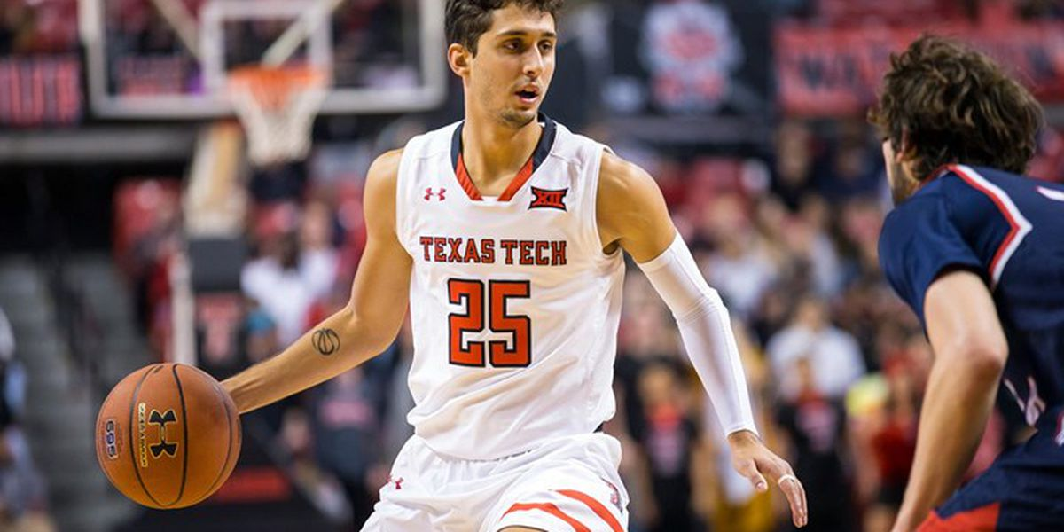 Davide Moretti says goodbye to Texas Tech, Red Raider Nation