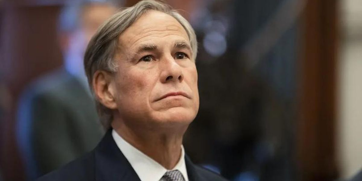 WATCH: Governor Abbott provides update on COVID-19 in Texas