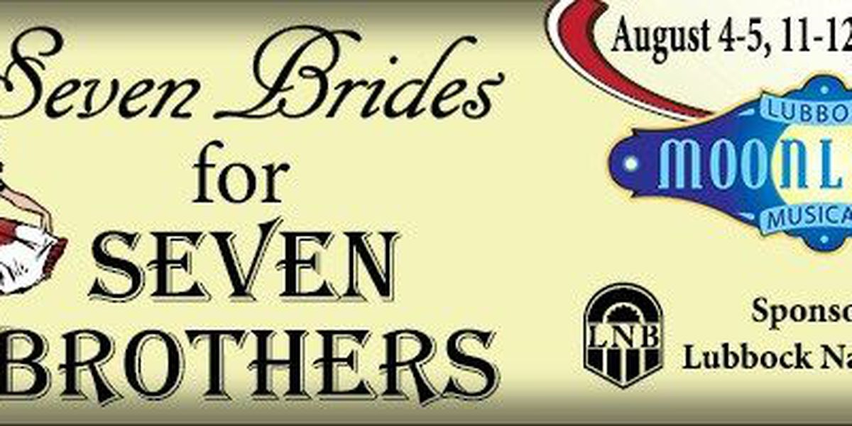 Seven Brides for Seven Brothers closes out summer