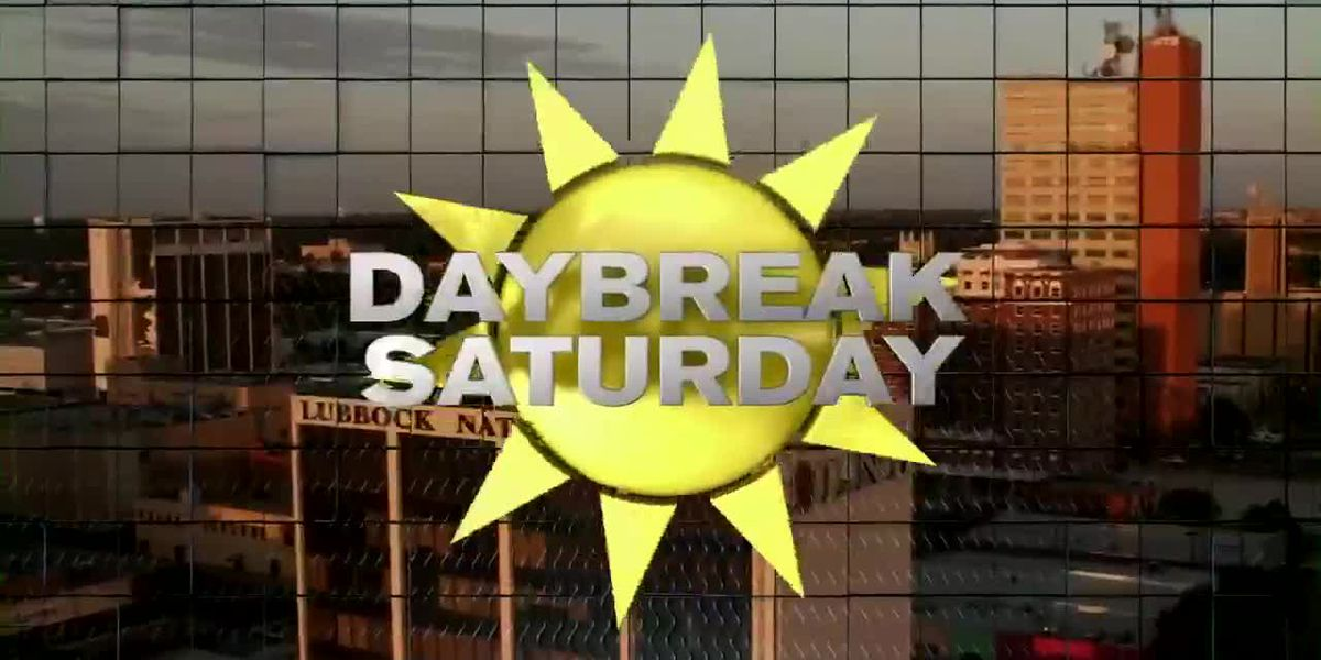 NewsStream: Daybreak Saturday - 4/20